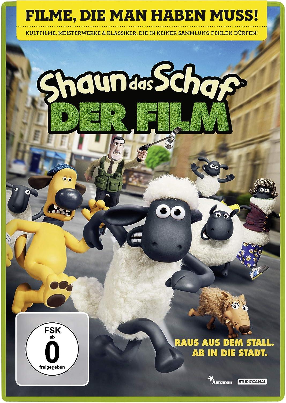 Shaun das Schaf - Der Film [Italia] [DVD]: Amazon.es: Mark ...