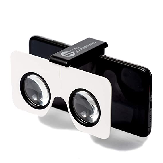 I Am Cardboard Pocket 360 Mini VR Viewer | The Best Google Cardboard  Virtual Reality Glasses | Google Cardboard v2 Inspired | Small and Unique  Travel