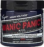 Manic Panic Amplified Semi-Permanent Hair Dye (Rockabilly Blue)