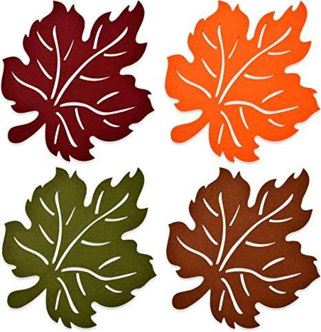 Harvest Leaves Placemats
