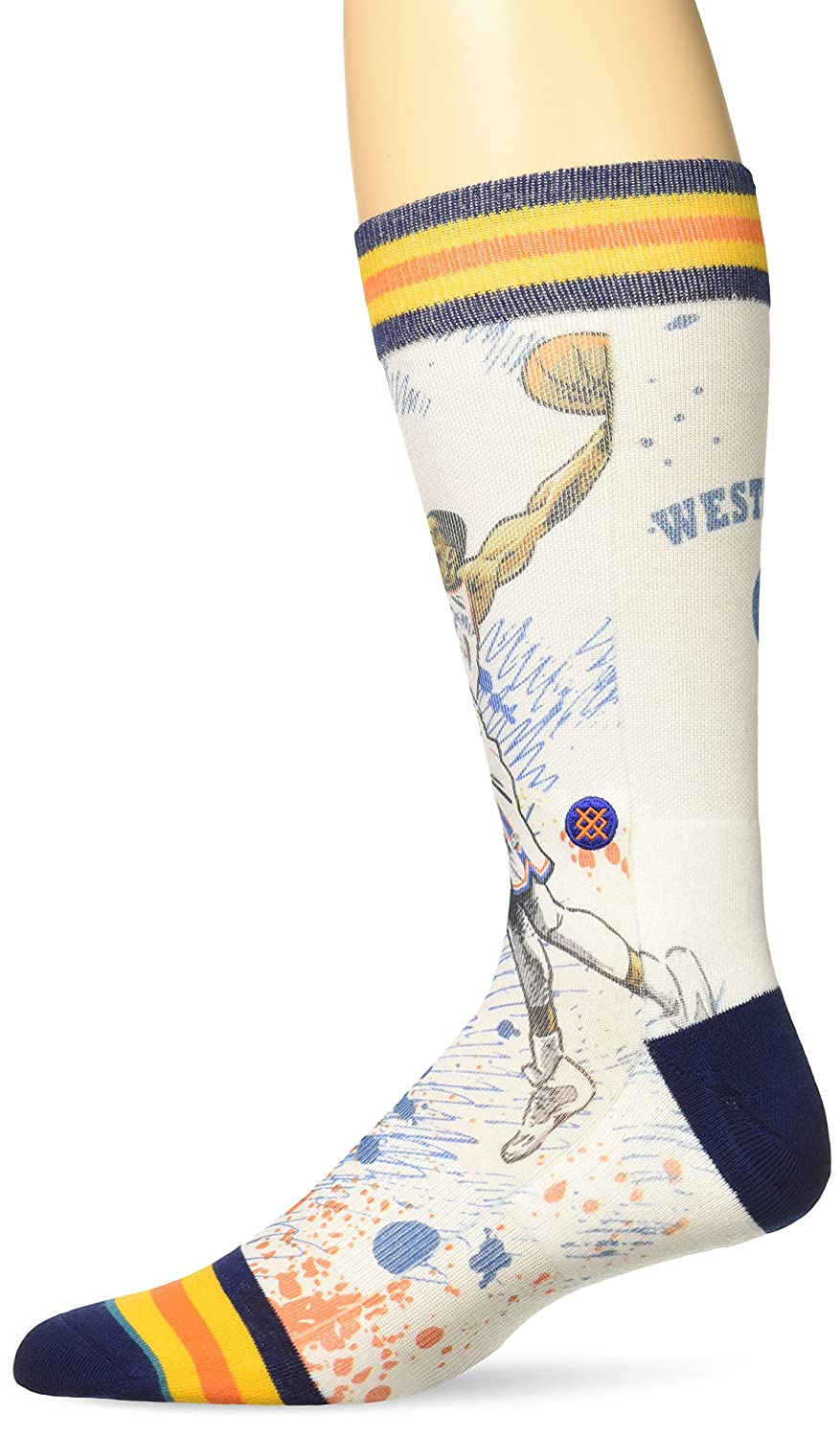 Stance Oklahoma City Thunder Russell Westbrook Graphic NBA Socken M548A17TFW