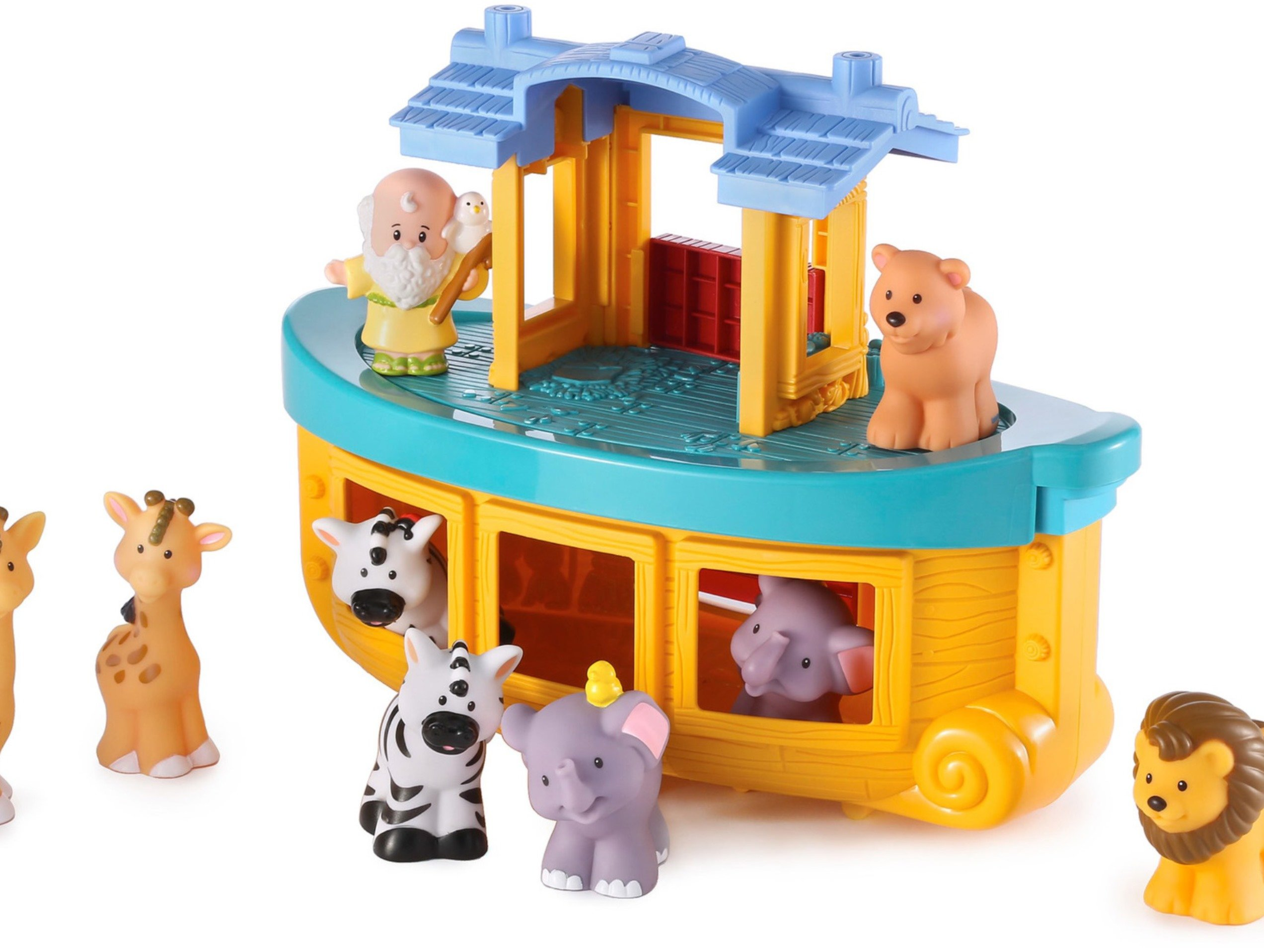 Fisher-Price Little People Noah's Ark by Fisher-Price (Image #10)