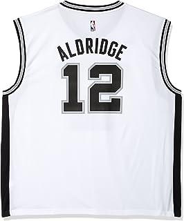 e80478d6384 Amazon.com   adidas NBA Mens Replica Player Home Jersey   Sports ...