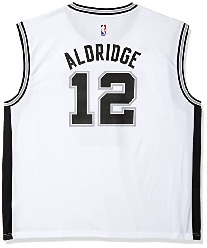 Amazon.com   adidas NBA Mens Replica Player Home Jersey   Sports ... d986b0ae6