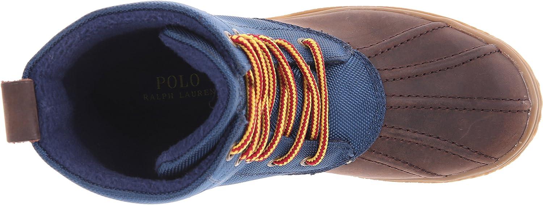 Little Kid//Big Kid Polo Ralph Lauren Kids Duksbury Mid Fashion Boot