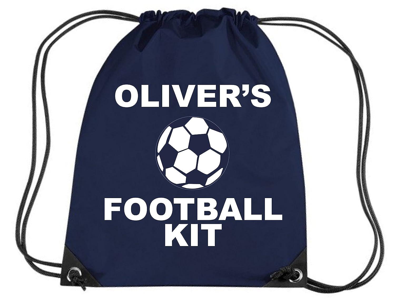 Personalizable con azul marino un balón de fútbol de equitación ...