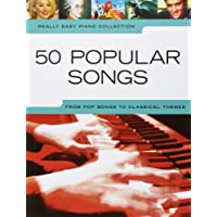 Really Easy Piano 50 Pop Songs