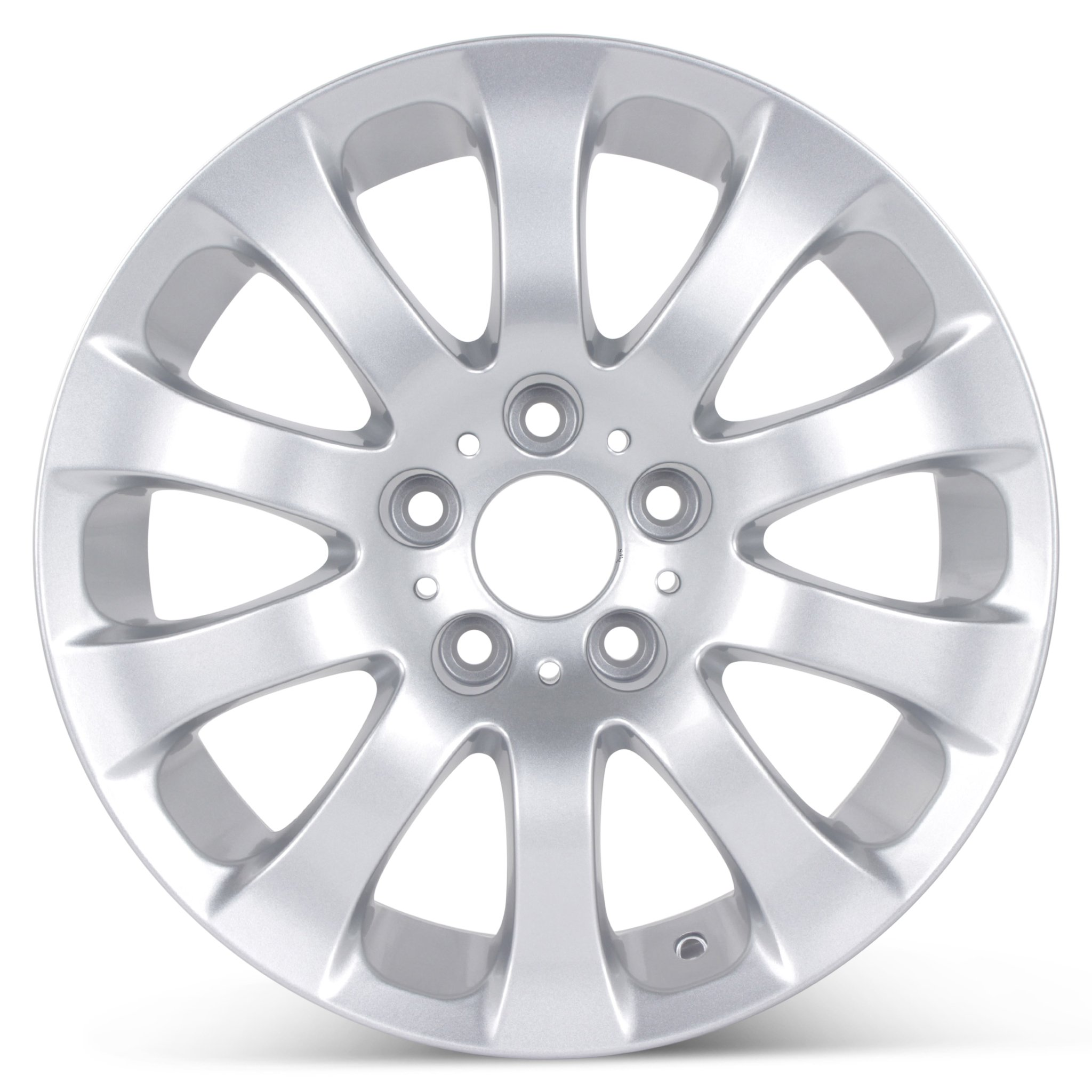 Brand New 17'' x 8'' Replacement Wheel for BMW 3 Series 2006-2013 Rim 59582 by Wheelership (Image #2)