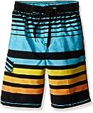 Kanu Surf Boys' Echo Stripe Swim Trunk
