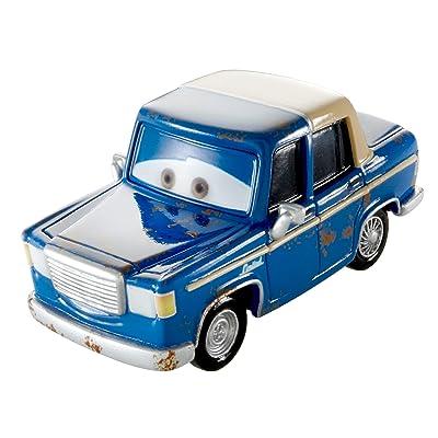 Disney/Pixar Cars Diecast Otis Vehicle: Toys & Games