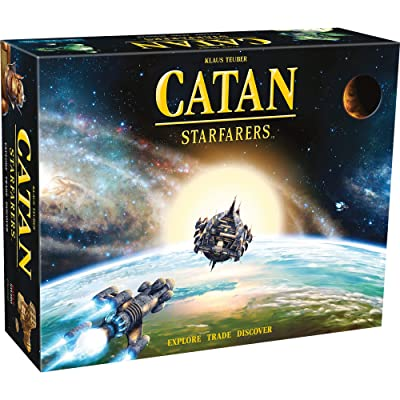 CATAN: Starfarers 2ND Ed: Toys & Games