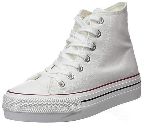 COOLWAY Mussa, Zapatillas Altas para Mujer: Amazon.es: Zapatos y complementos