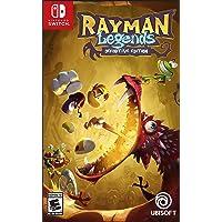 Rayman Legends Definitive Edition Nintendo Switch Oyun
