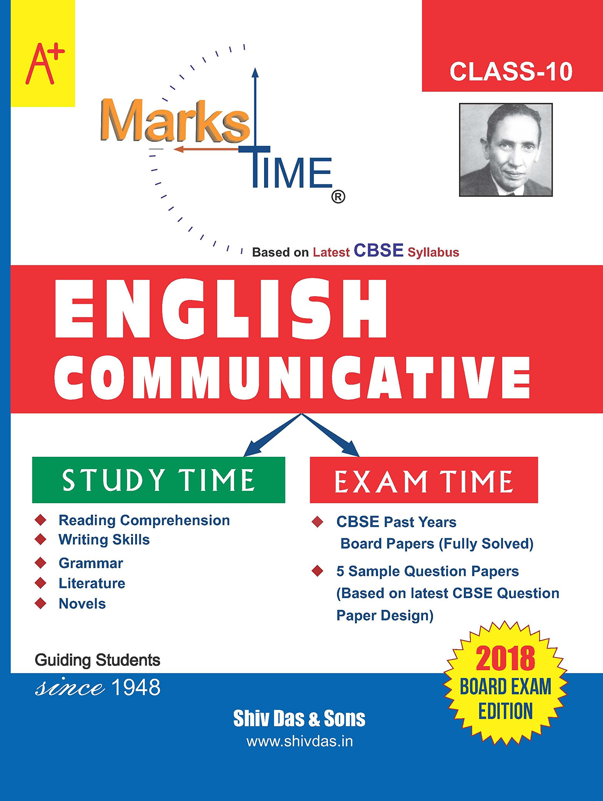 marks time cbse board study guide for class 10 social science 2018 rh amazon in Examples Study Guide Study Guide Clip Art