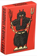 Krampus Playing Cards Set Two Cards