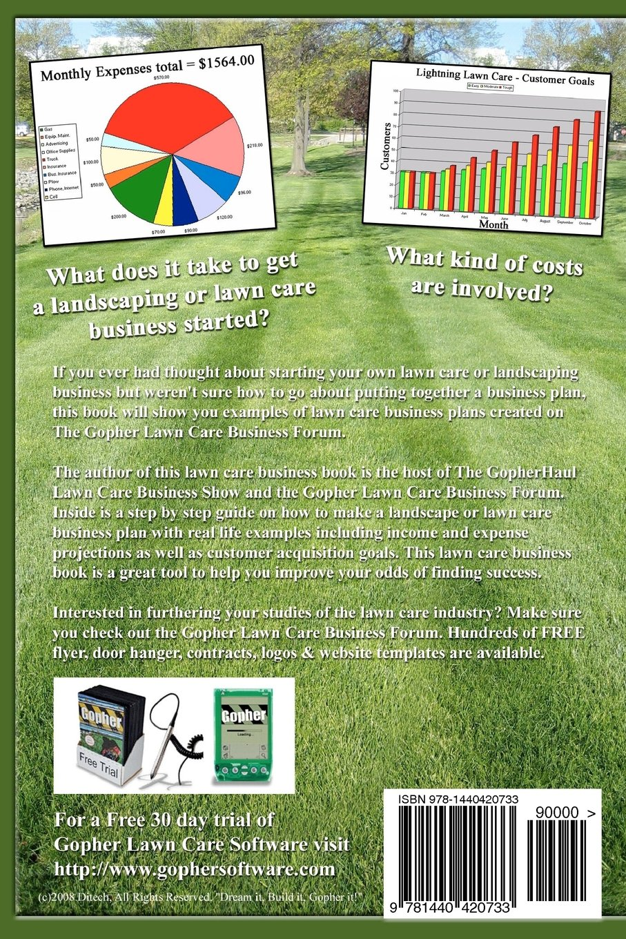 The Landscaping And Lawn Care Business Plan Startup Guide.: A Step By Step  Guide On How To Make A Landscape Or Lawn Care Business Plan With Real Life  ... - The Landscaping And Lawn Care Business Plan Startup Guide.: A Step