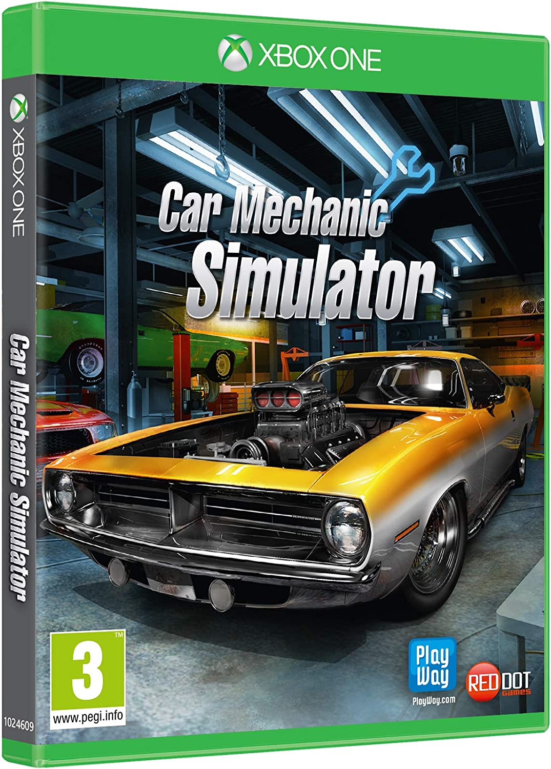 Car Mechanic Simulator - Xbox One [Importación inglesa]: Amazon.es: Videojuegos