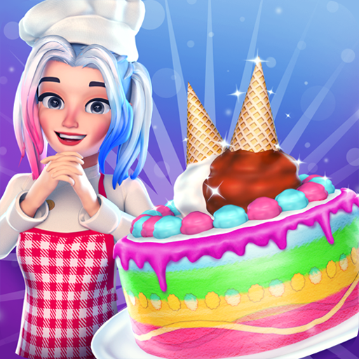 Rainbow Unicorn Ice Cream Bakery Shop - Frozen Dessert Maker FREE Game for Kids!