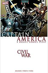 Civil War: Captain America Kindle Edition