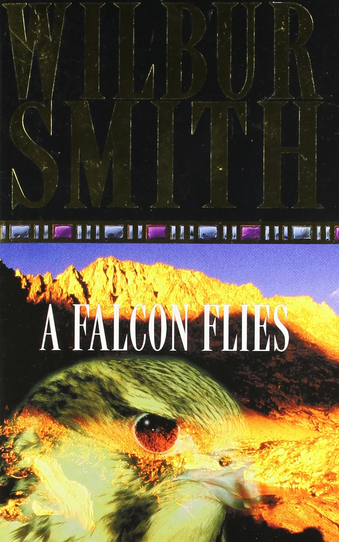 Download A Falcon Flies pdf epub