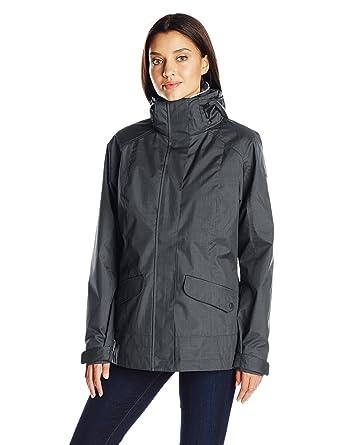 Columbia Women's Sleet To Street Interchange Jacket, Black, X-Small