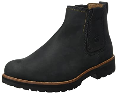 great quality store store camel active Men's Machester 15 Chelsea Boots, Black, 10 UK ...