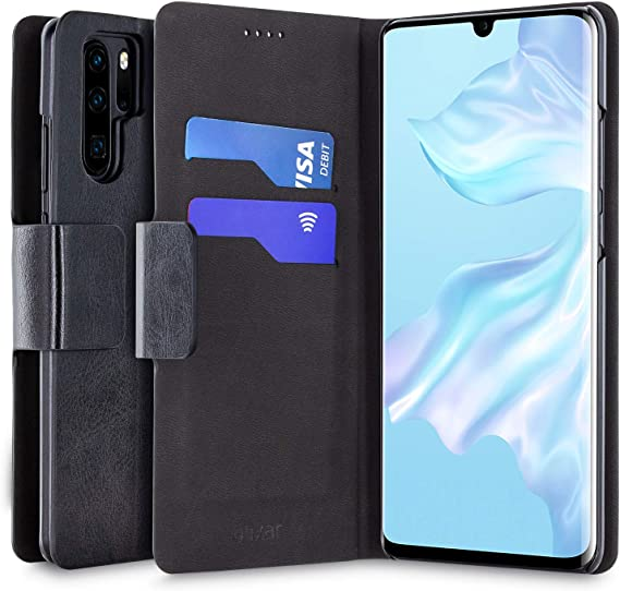 Wallet Case for Huawei P30 Pro Flip PU Leather Cover Card Holder Magnetic Kickstand Business Cases for Huawei P30 Pro