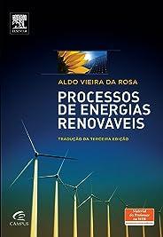 Processos de energia renováveis