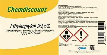 1liter Glykol Mind 99 5 Monoethylenglykol Ethylenglykol Konzentrat Versandkostenfrei Auto