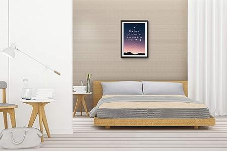 Sleep Spa Orthopaedic Dual Comfort Mattress- Hard & Soft 5 inch Single High Resilience (Hr) Foam Mattress (Beige,72X36X5)