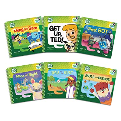 LeapFrog LeapStart 3D Learn to Read Volume 1, Green: Toys & Games