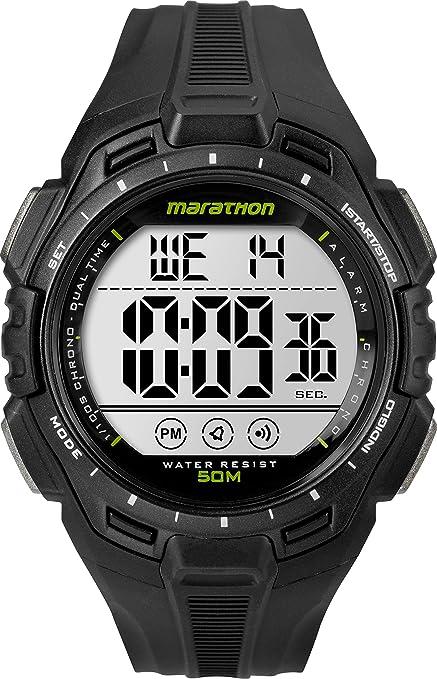 Timex Marathon - Reloj de Cuarzo para Hombre