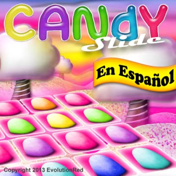 Amazon.com: Candy Slide (Spanish Version)- Juego de dulces ...