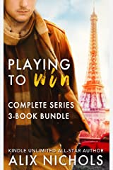 Playing to Win - Complete Series Box Set: (3 Sports Romances) (Parisian Love Stories Book 2) Kindle Edition