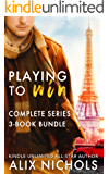 Playing to Win - Complete Series Box Set: (3 Sports Romances) (Parisian Love Stories Book 2)