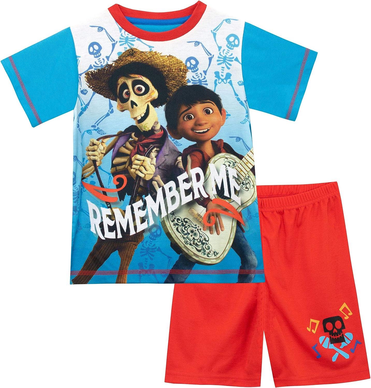 Disney Boys Coco Pajamas