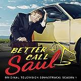 Better Call Saul: Original Television Soundtrack Season 1
