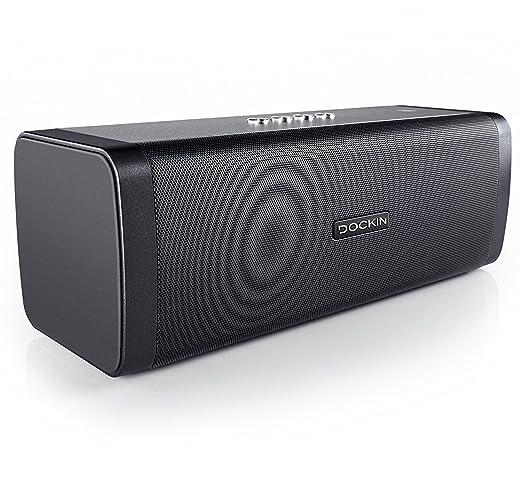26 opinioni per Altoparlante Dockin D Fine Stereo 2x25W IP55/Powerbank 6600mAh [15231]