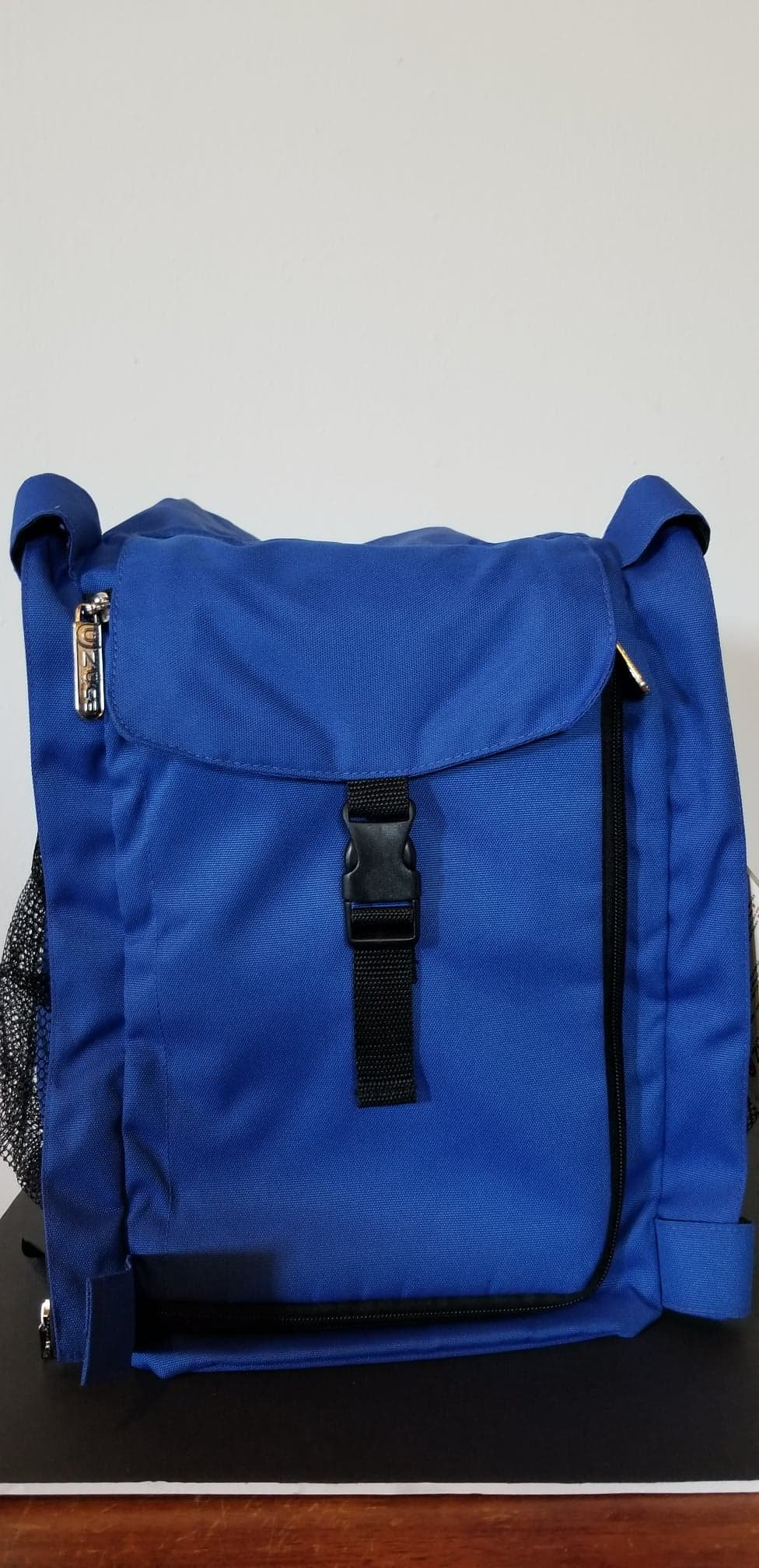 Zuca Sport Bag (Blue) insert (1st Edition) (No Large Logo on flap, only on sides) by ZUCA
