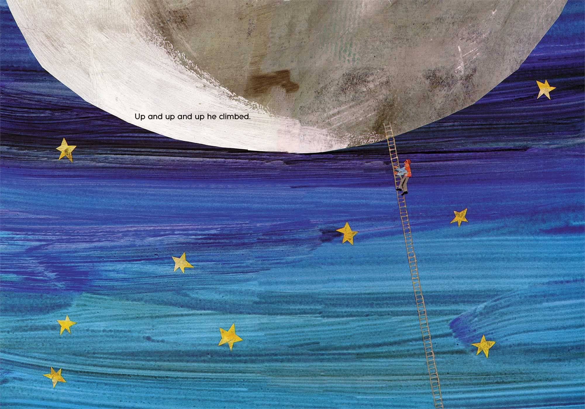 Papa, Please Get the Moon for Me: Book & CD (The World of Eric Carle) by Little Simon (Image #1)
