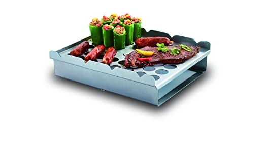 Amazon.com: BBQ-Aid Ultimate 5 en 1 parrilla accesorio ...