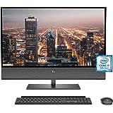HP ENVY 32 All-in-One PC, 9th Gen Intel Core i7-9700 Processor, 4K UHD monitor, NVIDIA GeForce RTX 2060 graphics (6 GB), 32 G