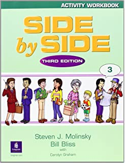 Amazon. Com: side by side: student book 3, third edition.