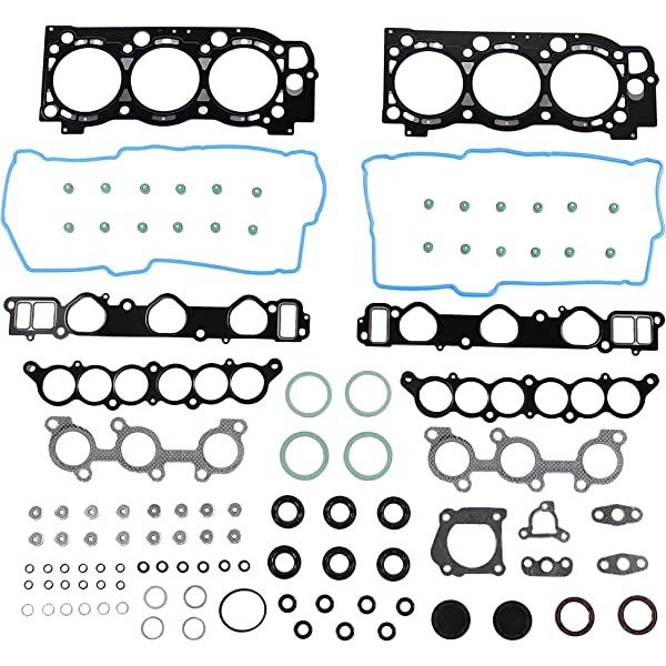 Cylinder Head Herth+Buss Jakoparts J1241134 Gasket Set