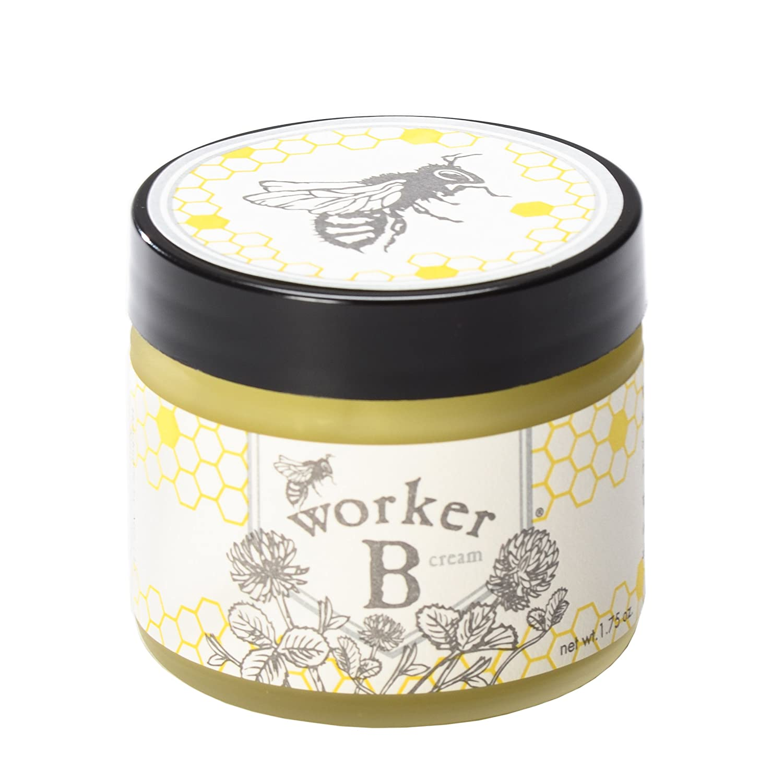 Amazon.com : Worker B - Organic Olive Oil + Beeswax Cream : Beauty