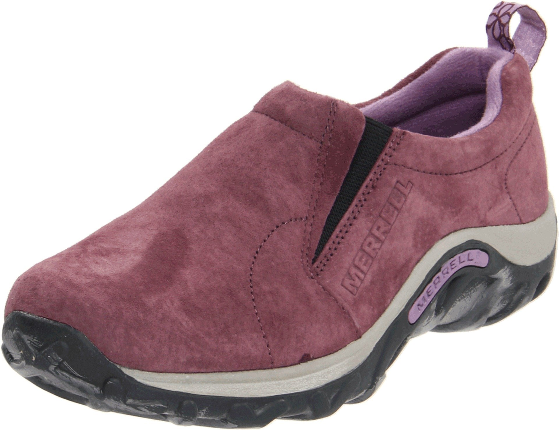Merrell Jungle Moc (Toddler/Little Kid/Big Kid),Huckleberry,7 M US Big Kid