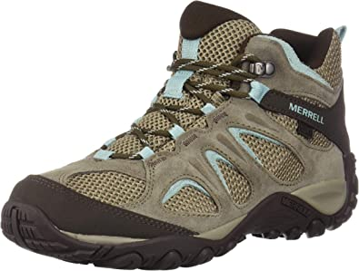 Merrell Womens Yokota 2 Mid Waterproof Boot