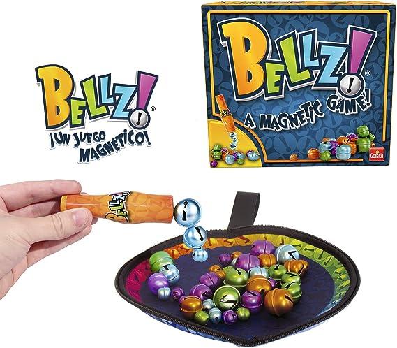 Bellz! - Juego magnético de mesa (Goliath - 70382): Amazon.es: Juguetes y juegos