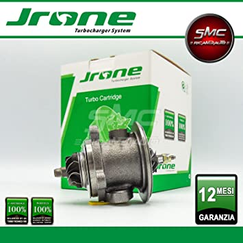 1000 - 030 - 163 coreassy Original JRONE turbocompressore turbina Garret OM660DE08LA - Turbo nuevo 54319700000: Amazon.es: Coche y moto