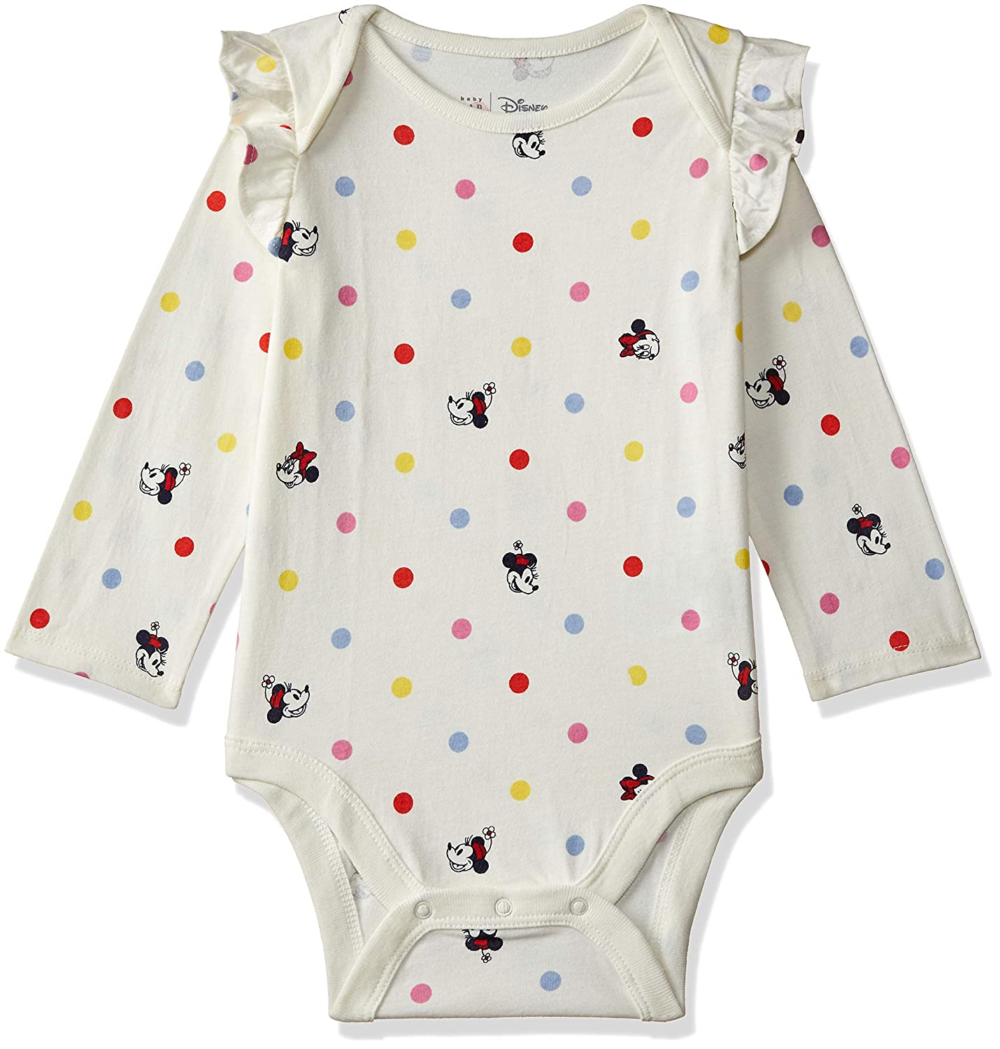 4788e1e4b26 GAP Baby Girl s Romper Suit  Amazon.in  Clothing   Accessories